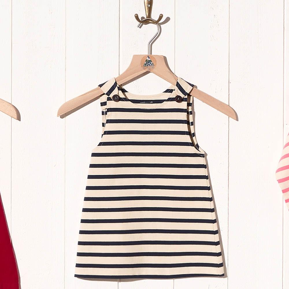 Sizun, Striped jersey dress