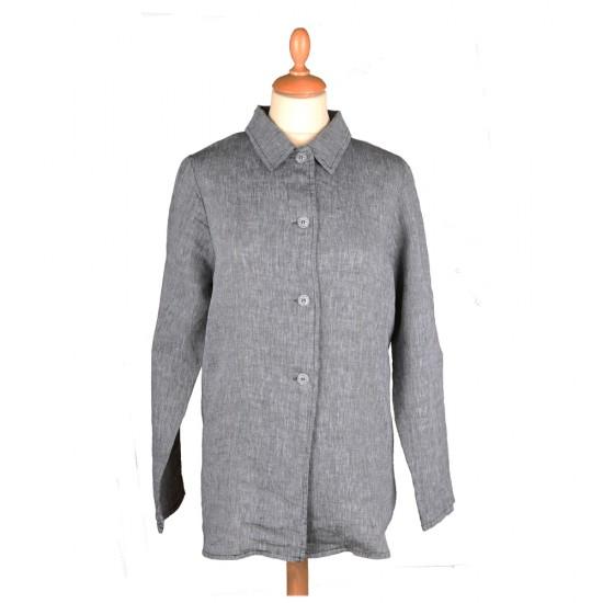 Malia, Linen blouse 4...