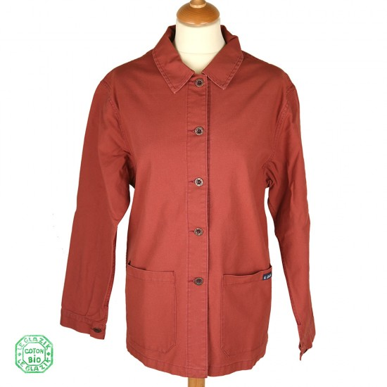 Fontenay, Organic-cotton women's jacket