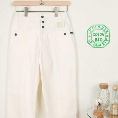 Papyrus, Pants in organic cotton Le Glazik