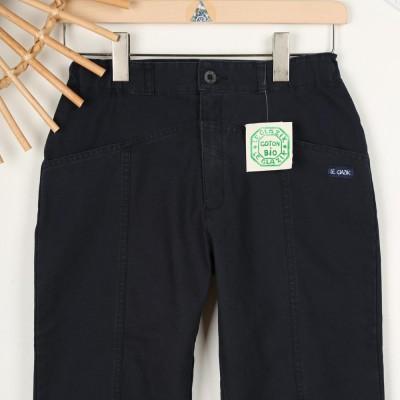 Bron, women's organic cotton pants Le Glazik