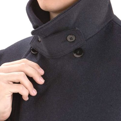 Pea Coat Collar