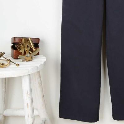 Pierre, Pantalon esprit Jeans Le Glazik bas