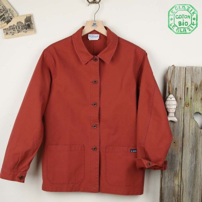 Fontenay, Organic-cotton women's jacket