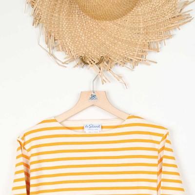 Régate, Breton stripped Shirt made in France LE GLAZIK