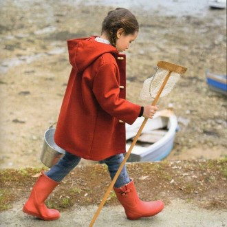 Child Coat, for girls and boys - Maison Le Glazik