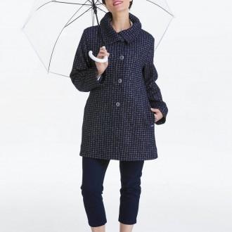 Women Coat - Maison Le Glazik