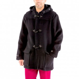 Duffle Coat - Maison Le Glazik