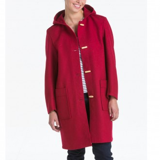 Kabig Femme, manteau iconique des bretonnes - Maison Le Glazik