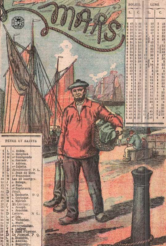 Vareuse 1909 Le Glazik