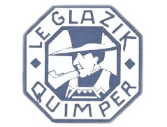 Logo original de Le Glazik en 1928